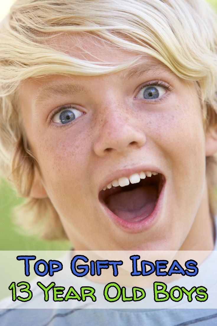 Top 13 Year Old Boy Gifts
