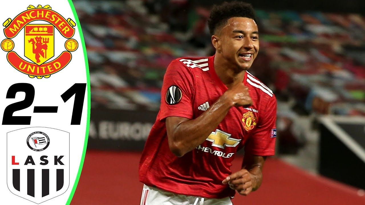 Manchester United vs LASK 21 All Goals & Highlights in