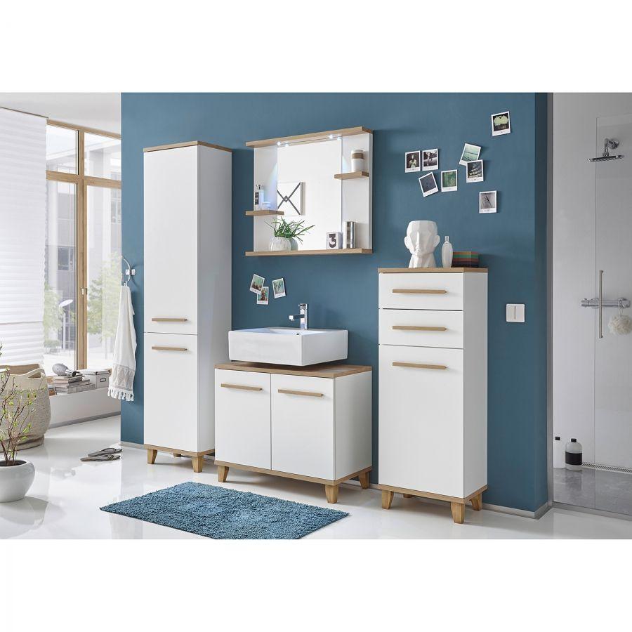 Badezimmerset Bjerka 4 Teilig Home Stuff Bathroom