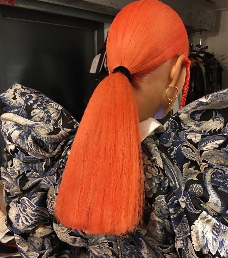 """orange peach aesthetic"" by unidentifiedflyingazia"