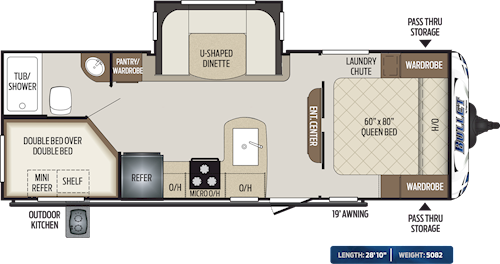 Bullet Travel Trailers West Coast Floorplans Keystone Rv Visit Our Website To View Current Floorplan Floor Plans Travel Trailer Keystone Bullet
