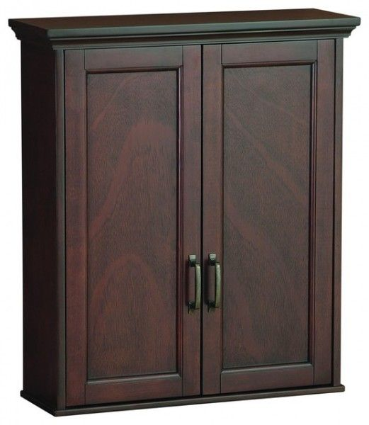 22++ Bathroom wall cabinet cherry wood best