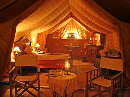 Like wizard tents! & Permanent camp; Osian India | inside | Pinterest | India ...