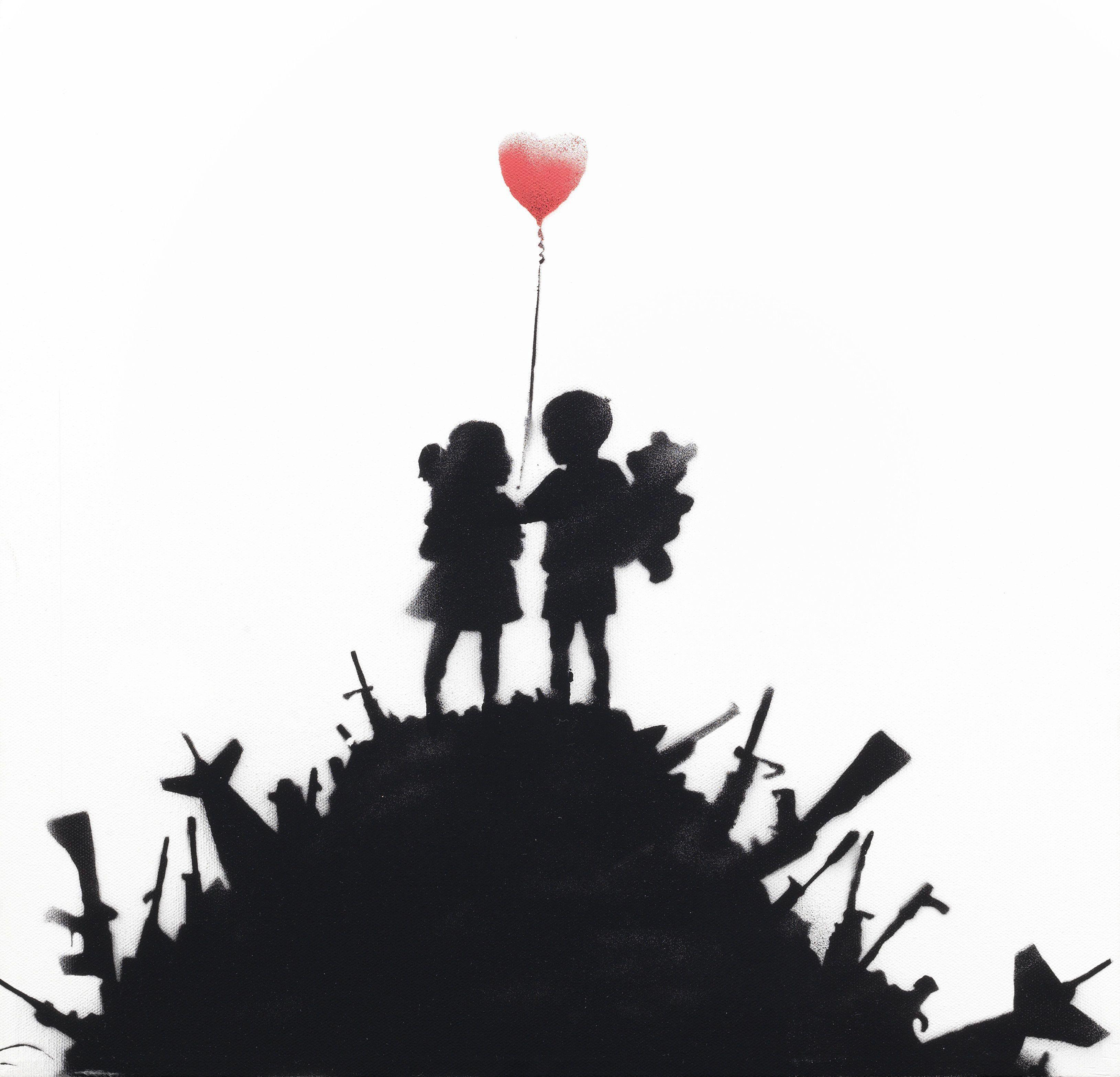 Risultati immagini per banksy art