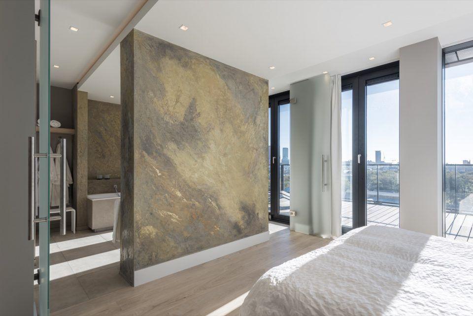 Martin van essen penthouse met luxe interieur keuken pinterest