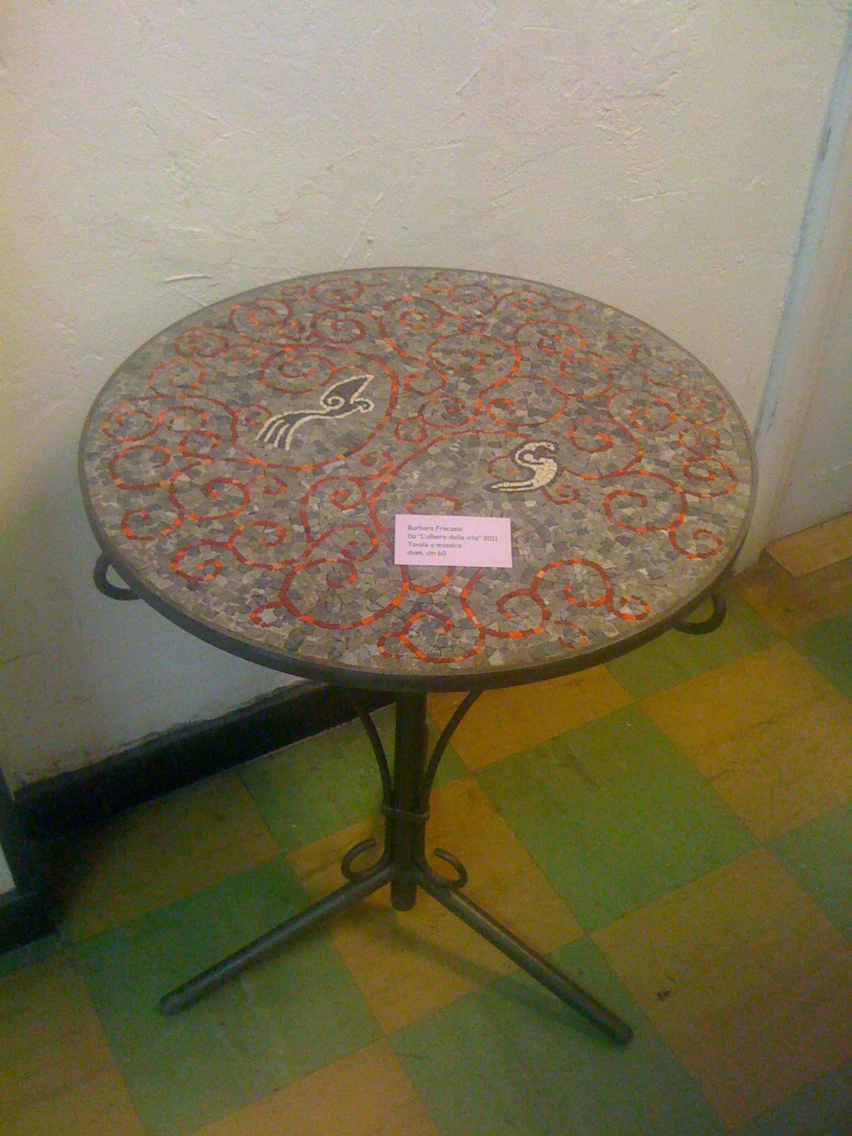 Il tavolo in mostra :) | Tavolo