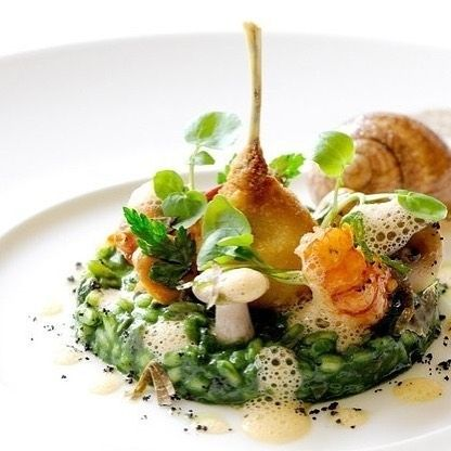 A Relais And Chateaux Property Gidleigh Parks Executive Head Chef Is Michelin Starred Michael Caines One Of The Few Plac Anrichten Eines Tellers Rezepte Essen