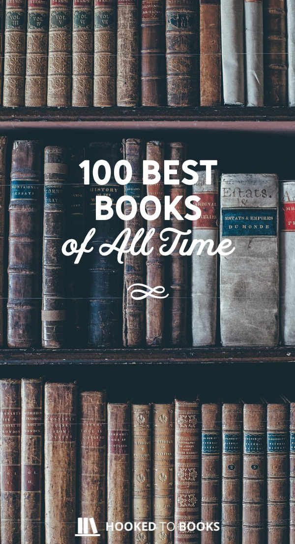 100 Best Books of All Time #bookstoread