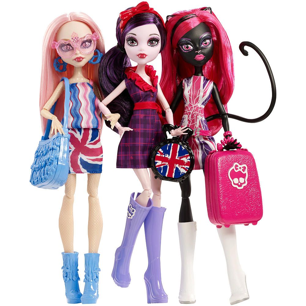 Uncategorized Monster Dolls take your favorite characters on a stylish journey with the doll stuff