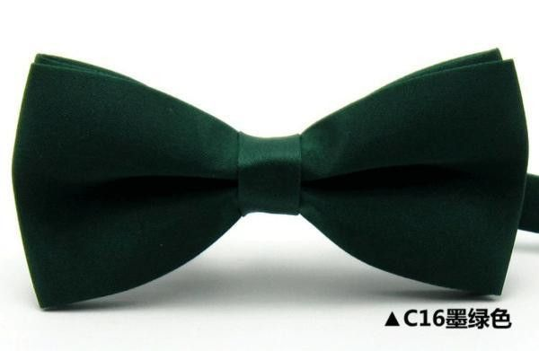 Formal Commercial Tuxedo Marriage Bow Ties For Men Candy Color Butterfly Cravat Bowtie Accessories