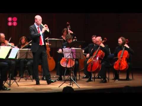 Bach Chorale 'Oh Mensch bewein dein Suende gross' - Erik Bosgraaf, recorder - YouTube
