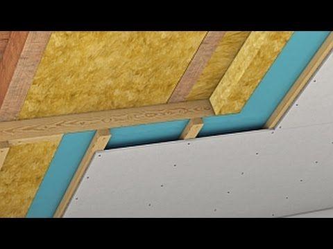 Dachgeschoss Ausbau Mit Fermacell Youtube Dachgeschoss Dach Ausbau