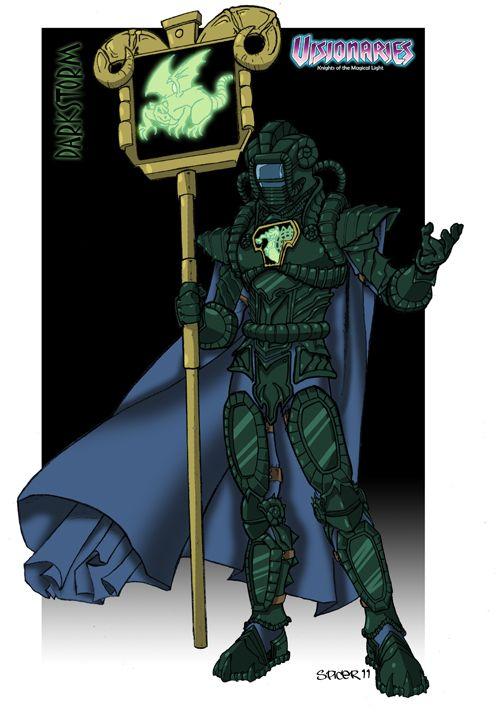 Darkstorm - Visionaries by spicemaster.deviantart.com on @deviantART
