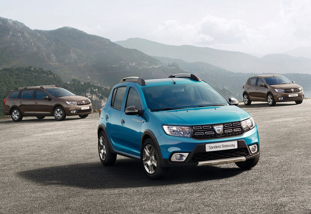 Set to make their debuts at the Paris Motor Show, Dacia has facelifted its  Sandero, Stepway and Logan MCV for 2016.