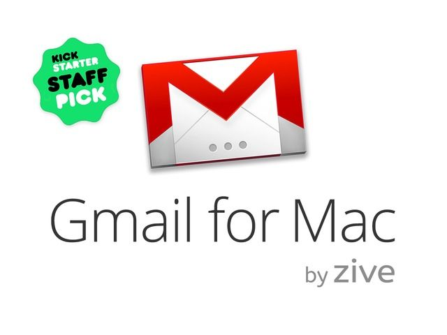 Gmail for Mac Email client, Crowdfunding