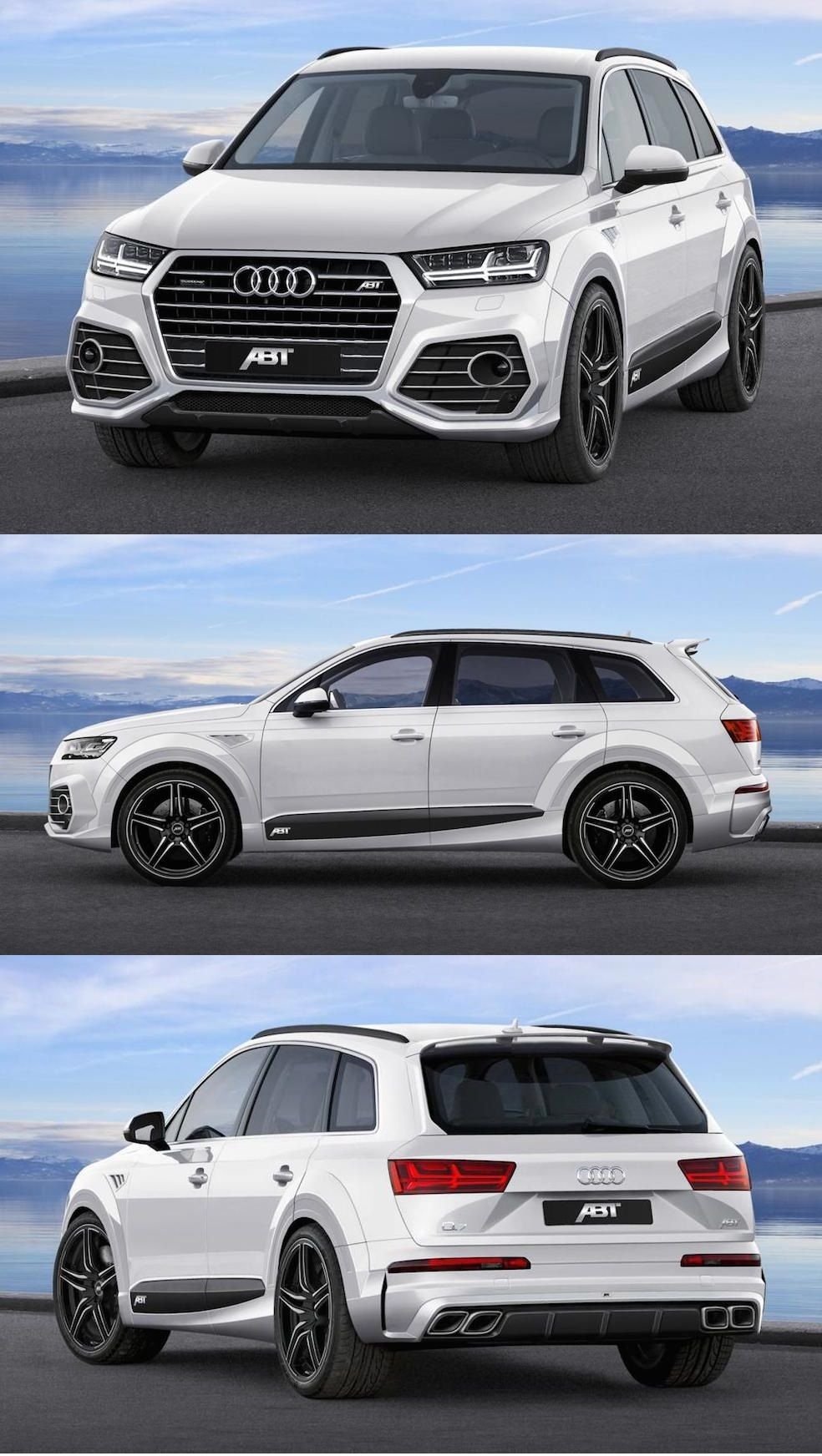 Audi Q7 U2022 Support TuningCult.com For All Tuning Lovers