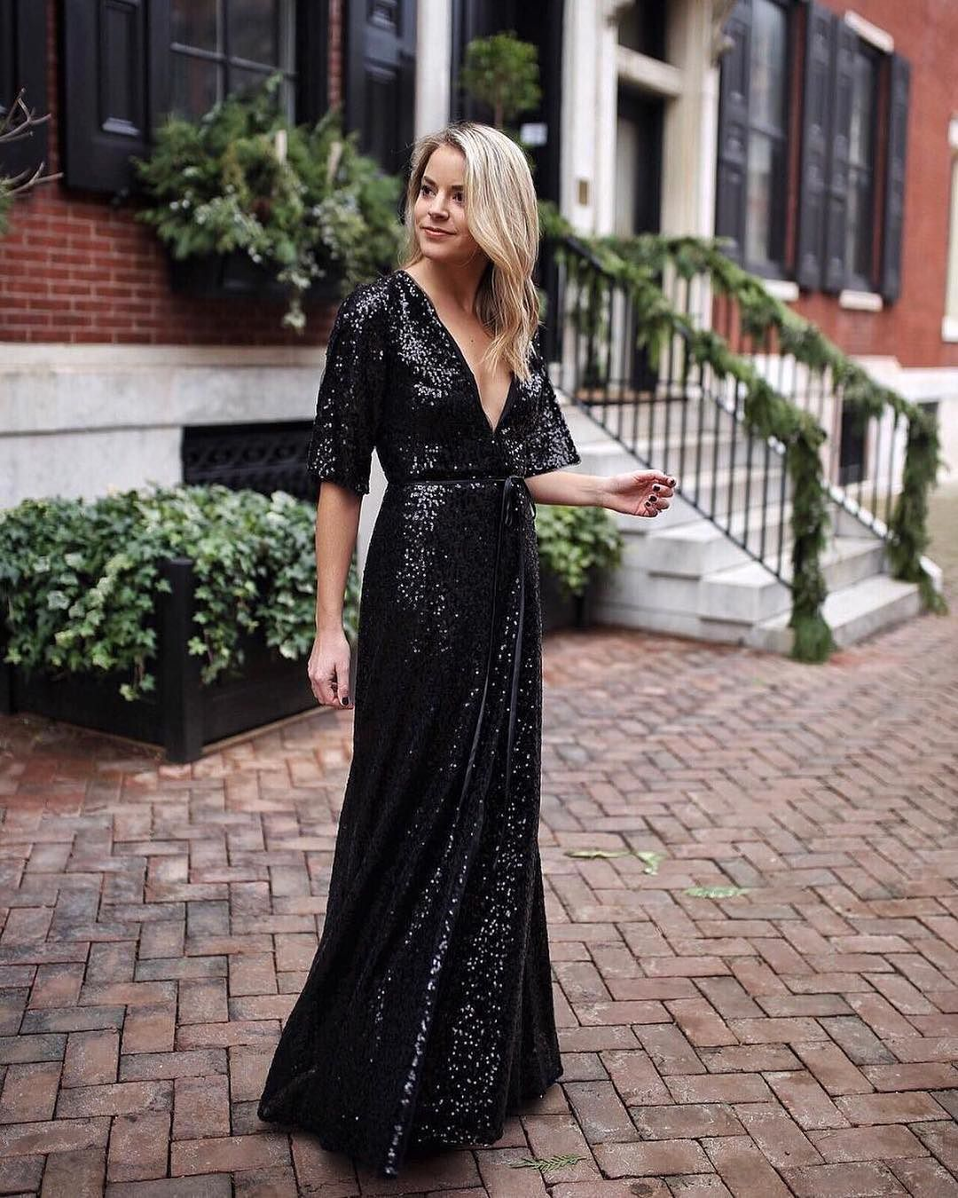 NYE wedding  Sparkle and shine the night away. (link in bio to shop the  Jordana Dress  d4c8d4205a1b