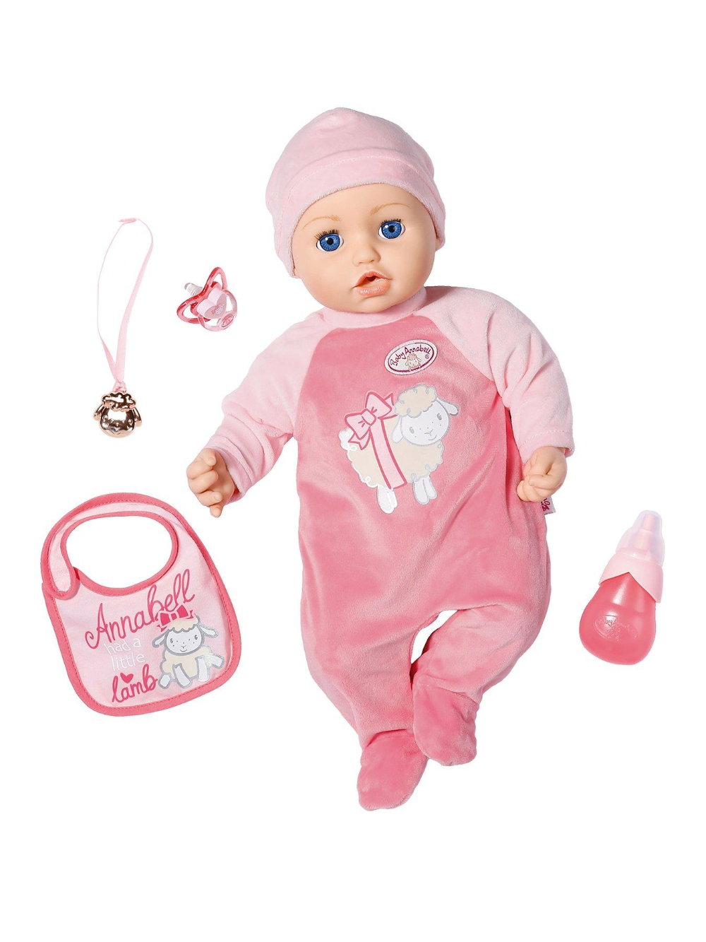Baby Annabell 43cm (With images) Baby doll toys, Baby, Dolls