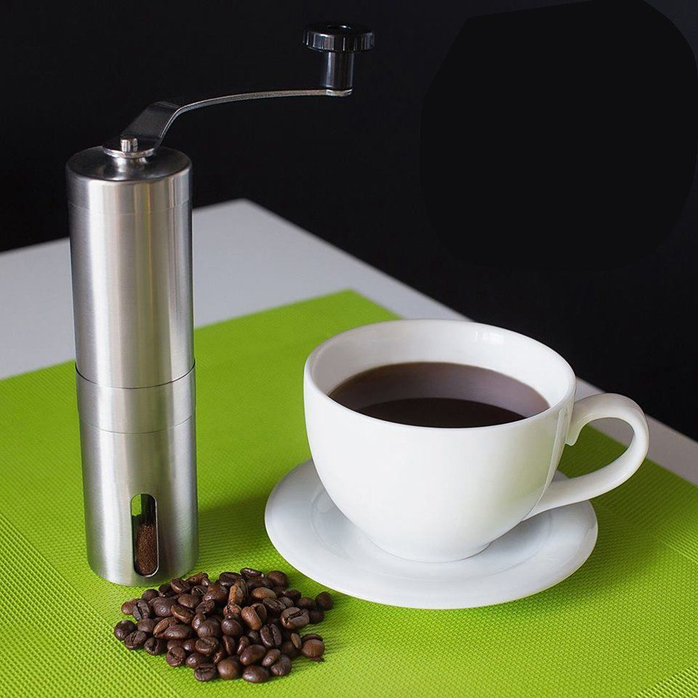 Dazone ® Manual Coffee Grinder,Coffee Beans