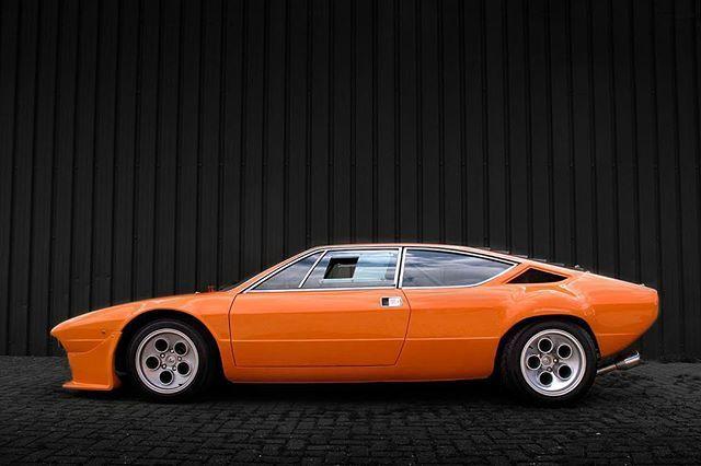 1974 Lamborghini Urraco Bob Wallace Rally Replica Legends Automotive