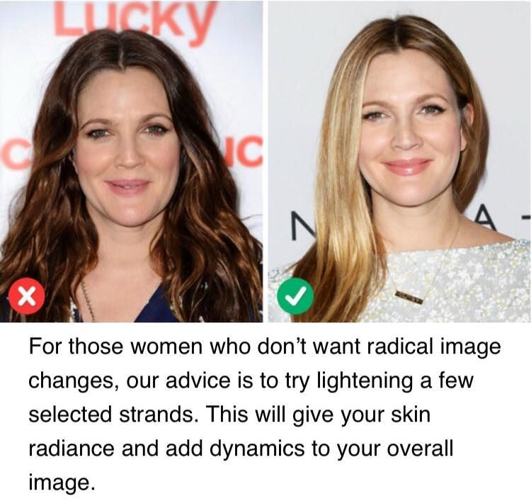 Change Of Color Which One Us For You Our Experienced Stylists At L G Hair Studio Can Help You Choose The Color Whic Colored Hair Tips Skin Radiance G Hair