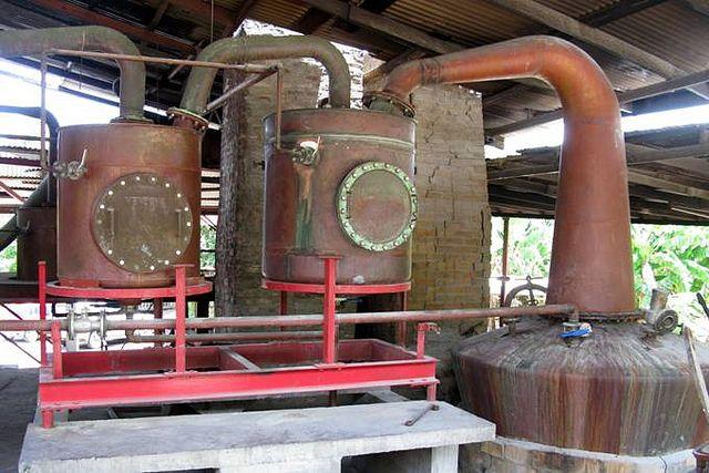 Rum Distillery Grenada | river antoine rum distillery grenada august 2011
