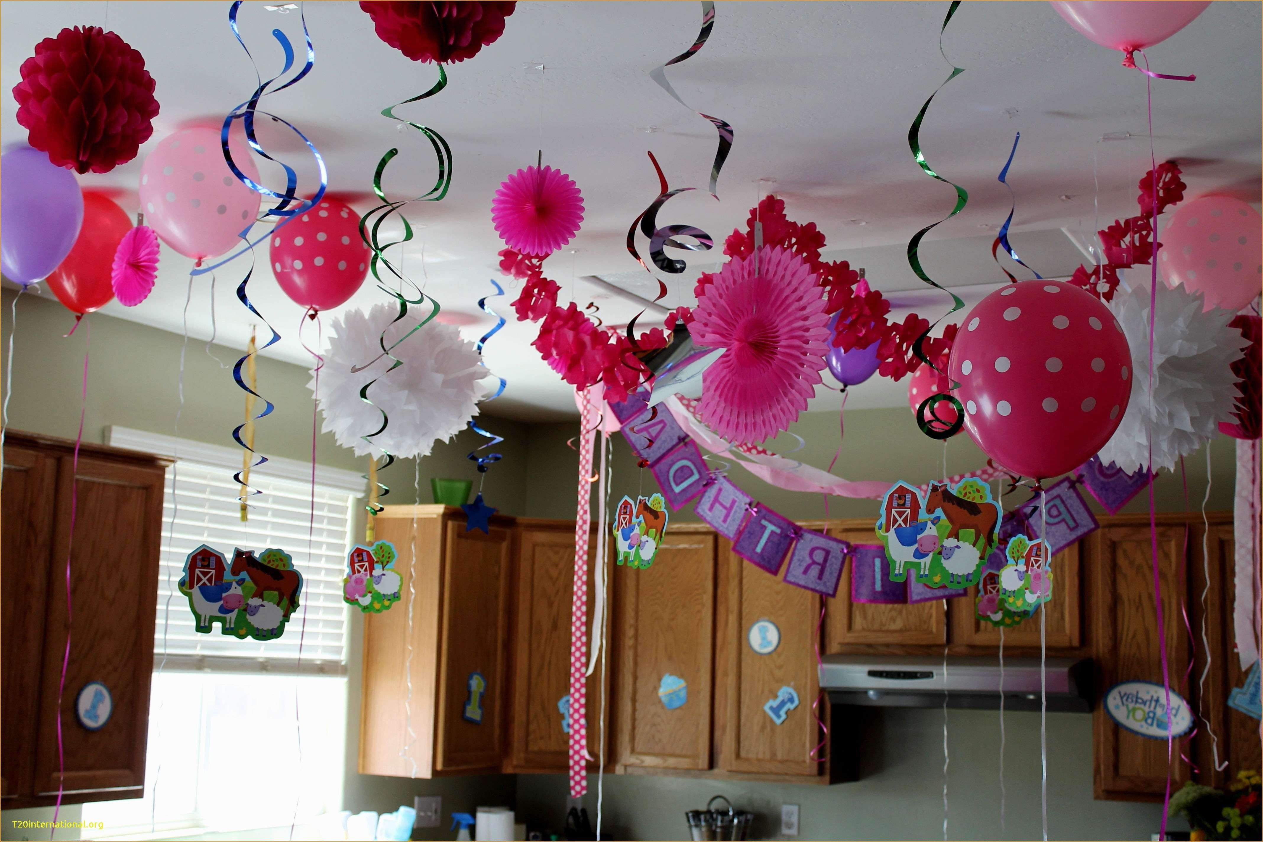 Cheap Party Decoration Ideas For Adults Fresh Decoration Ideas Birthday Birthday Decorations At Home Diy Birthday Decorations Simple Birthday Decorations