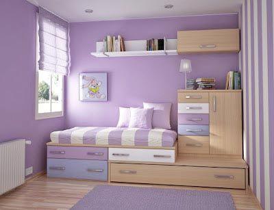 002 camas nido infantiles juveniles modernas dise os para - Habitaciones juveniles ninas ...