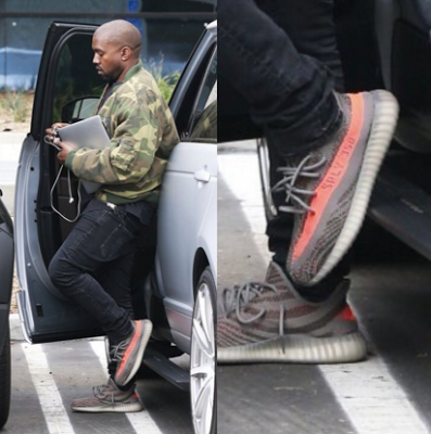 First Look: adidas Yeezy Boost SPLY 350