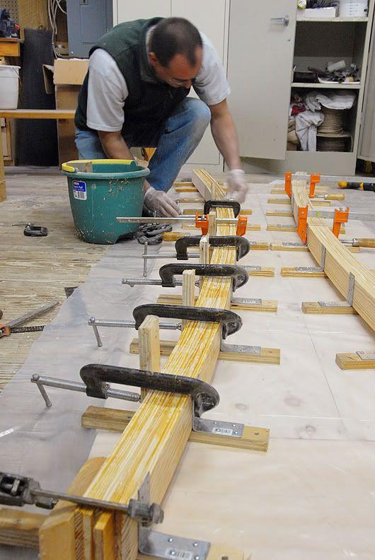 8x8 wood beams made by 2x10 - Recherche Google