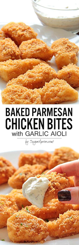 Parmesanlı tavuk tarifi