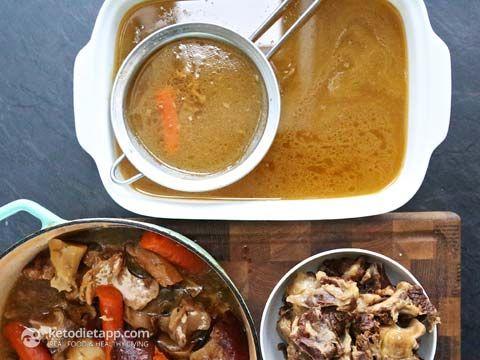 keto diet recipe for bone broth