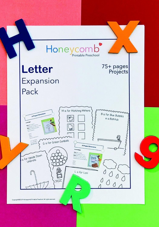 Expansion Letter Pack
