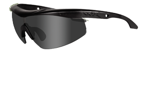 New Wiley X Saint Sunglasses HD Smoke Replacement Safety Ballistic Lenses CHSAIS