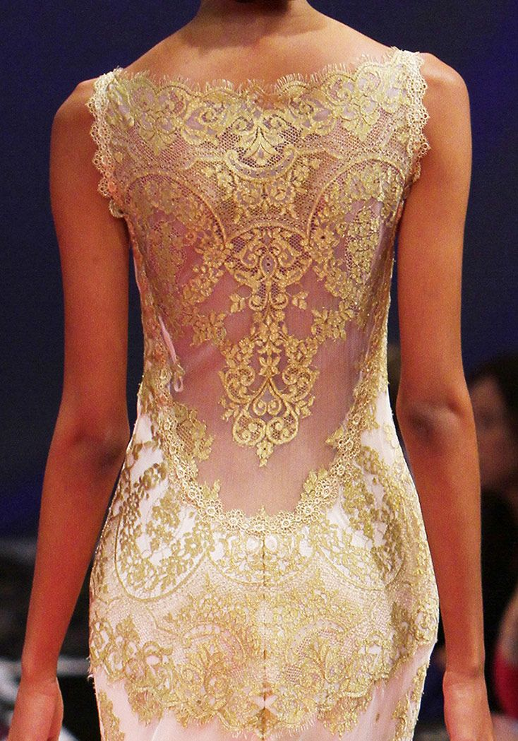 Help Me Find A Gold Lace Wedding Dress Weddingplanning