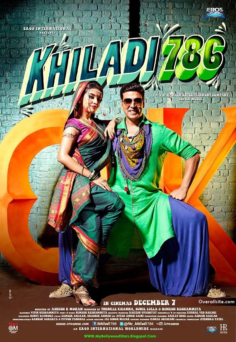 """khiladi786 - enjoy the video songs of superhit hindi movie """"khiladi"""