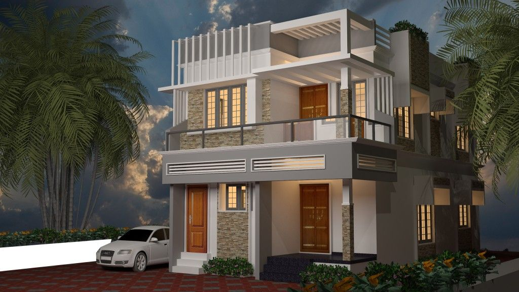 Architecture Design Kerala Model amazing-designs-for-new-homes-new-kerala-home-on-home-design