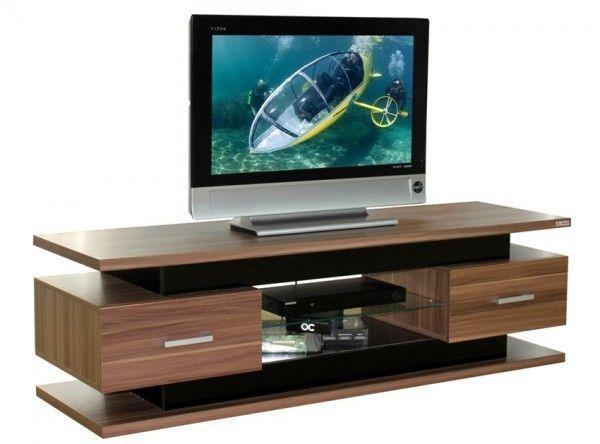 Contoh Rak Tv Dari Kayu Desain Interior Rak Desain