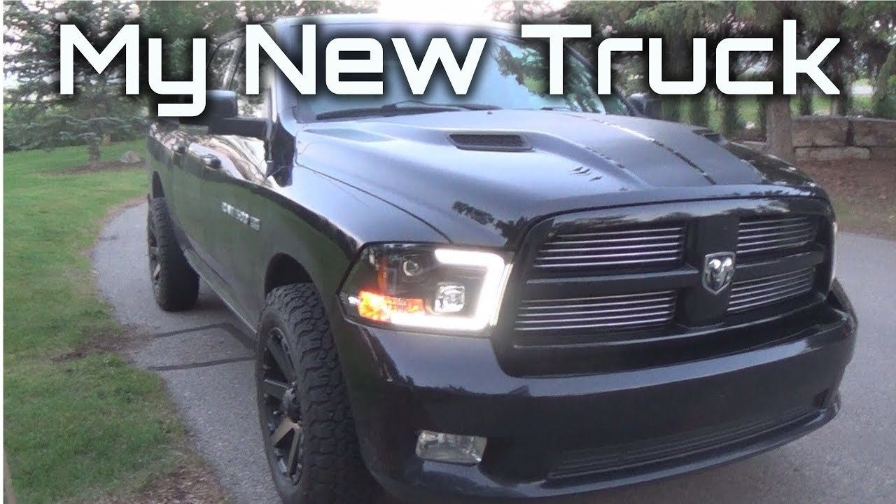 Latest Dodge Ram My New Ram 1500 Truck 45388 Yorkshire Oh June
