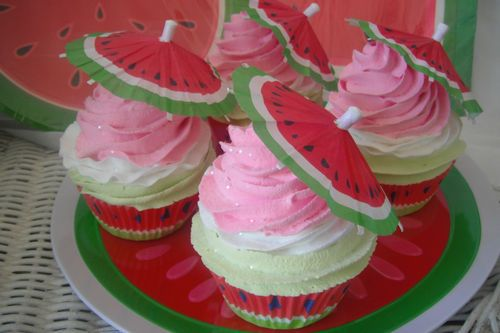 Welcome Summer with these watermelon party favors!