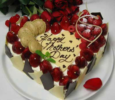 Heart Shaped Cake Great For Valentine S Day Mother S Day Or Any