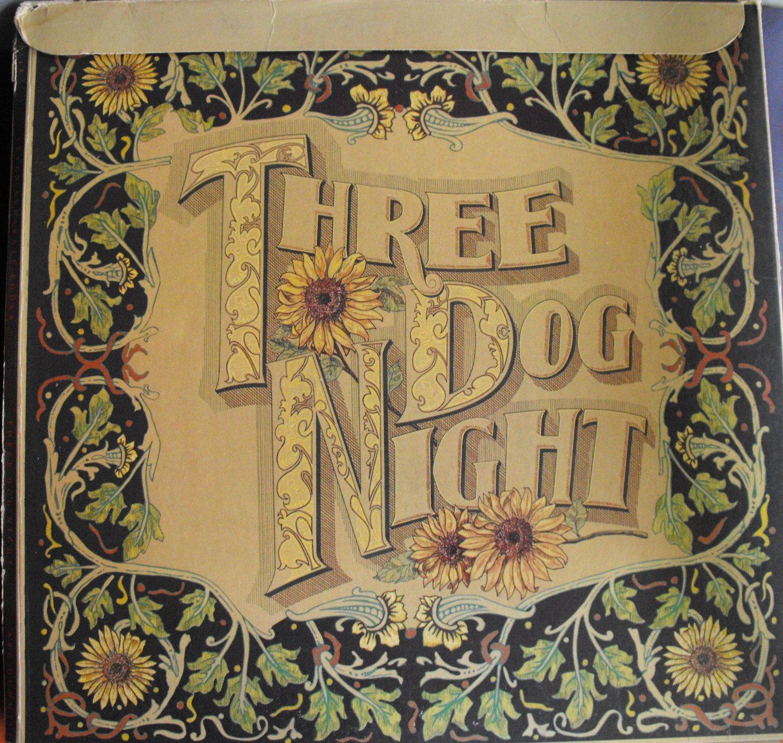 Three dog night seven separate fools vintage record
