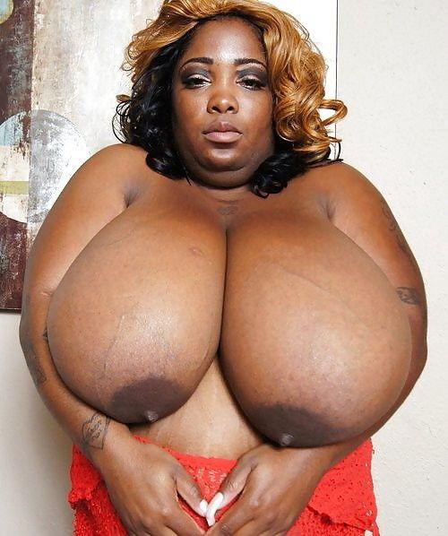 Huge Mama Tits
