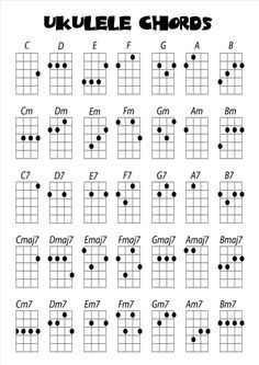 ukulele songs for beginners - Google Search | Ukulele | Pinterest ...