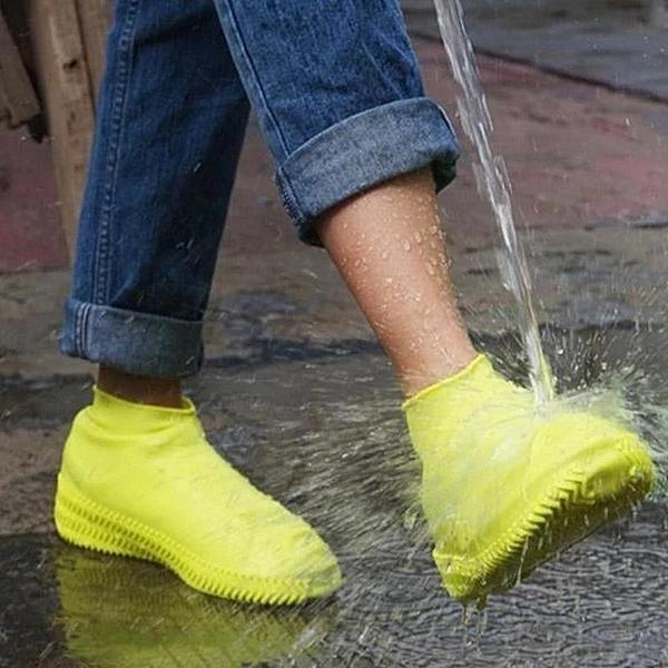 (1+1 FREE) ShoeCov ™ Reusable Waterproof Silicone Shoe Protector