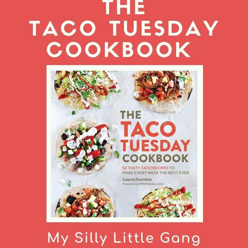 The Taco Tuesday Cookbook Review Smgurusnetwork Spring19