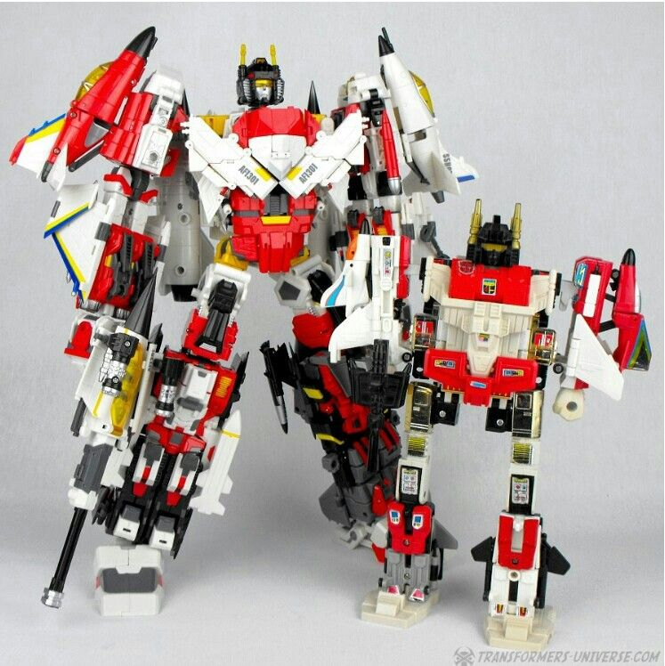 Uranos with G1 Superion   Transformers Superion ...