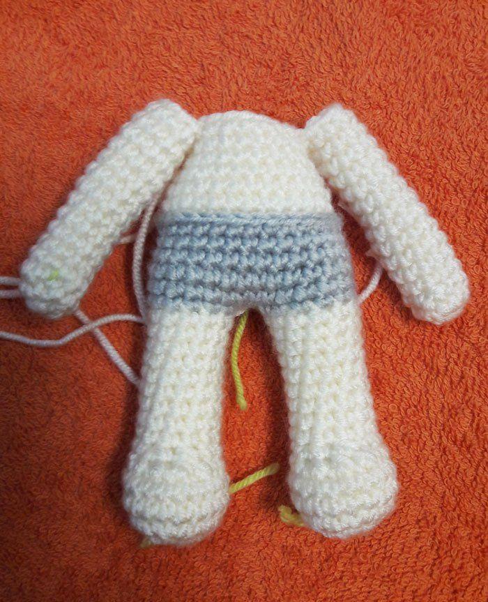 Julie muñeca amigurumi patrón - cuerpo | NINOS AMIGURUMIS ...