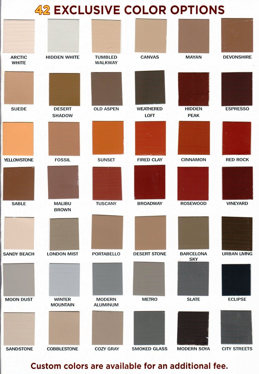 Our Brick Staining Color Chart Can Help You Decide How You Want Your Home Or Building To Look Call N Stained Brick Exterior Stained Brick Brick Exterior House