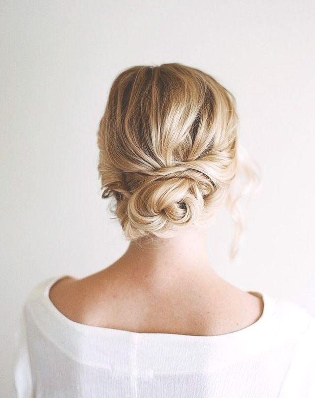 Relaxed Buns Braids Hair Pinterest Wedding Hairstyles Hair